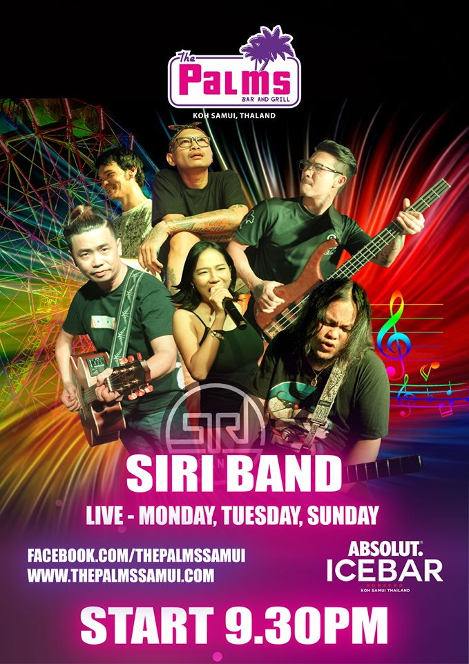 Siri Band Live Music